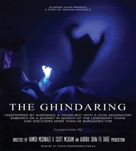 The Ghindaring - A Scandish Films Production presented by Mansfield Creative Pty Ltd @ Byron Theatre