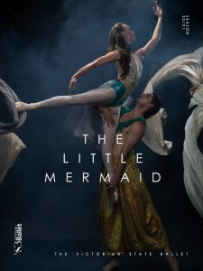 The Litttle Mermaid presented by Victorian State Ballet & Byron Theatre @ Byron Theatre