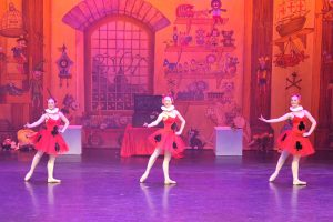 The Magic Toyshop presented by Victorian State Ballet & Byron Theatre