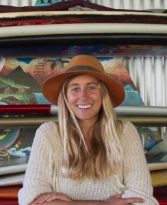 Overcoming: Stories of Challenge, Triumph & The Sea presented by Byron Bay Surf Festival and Lauren L. Hill @ Byron Theatre