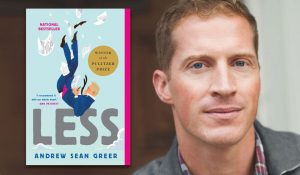 Byron Writers Festival presents Andrew Sean Greer: Less at Byron Theatre