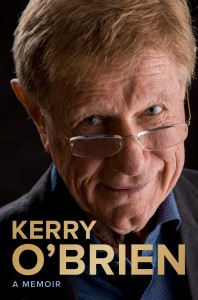 **SOLD OUT** Byron Writers Festival presents Kerry O'Brien in conversation with Mick O'Regan @ Byron Theatre