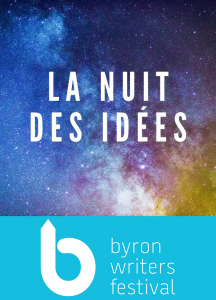 La Nuit des Idées presented by Byron Writers Festival @ Byron Theatre | Byron Bay | New South Wales | Australia