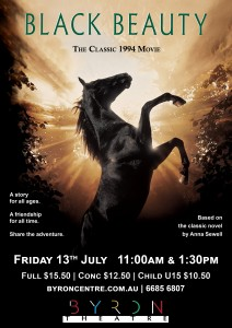 Black Beauty (1994) presented by Classic Movies and Byron Theatre @ Byron Theatre