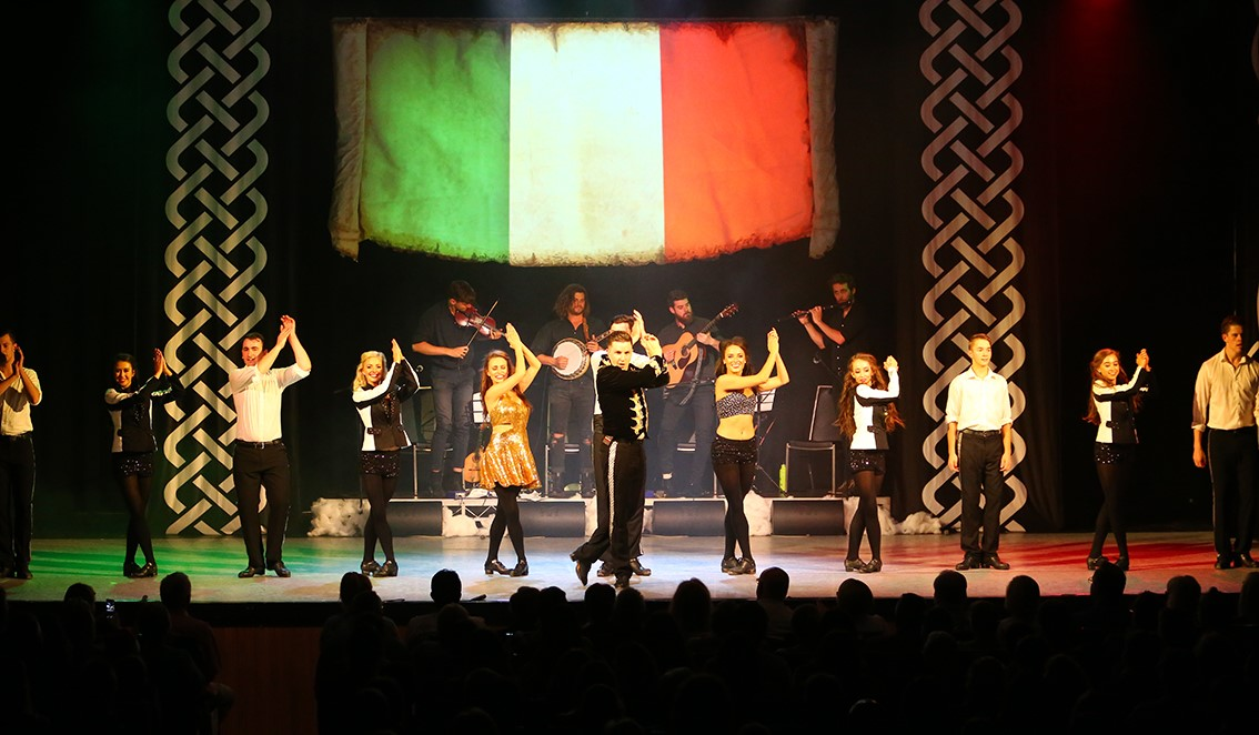 A Taste of Ireland – The Irish Music & Dance Sensation presented by Pace Live at Byron Theatre
