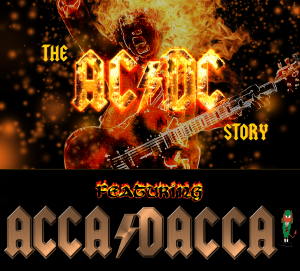 The AC/DC Story - A Rockumentary presented by Livewire Promotions @ Byron Theatre | Byron Bay | New South Wales | Australia