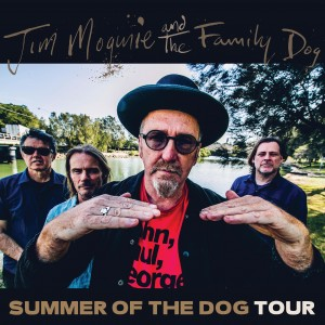 Jim Moginie and The Family Dog: Summer Of The Dog Tour presented by Select Music @ Byron Theatre | Byron Bay | New South Wales | Australia