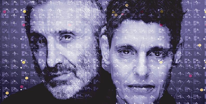 EPIC presented by Deborah Conway and Willy Zygier at Byron Theatre
