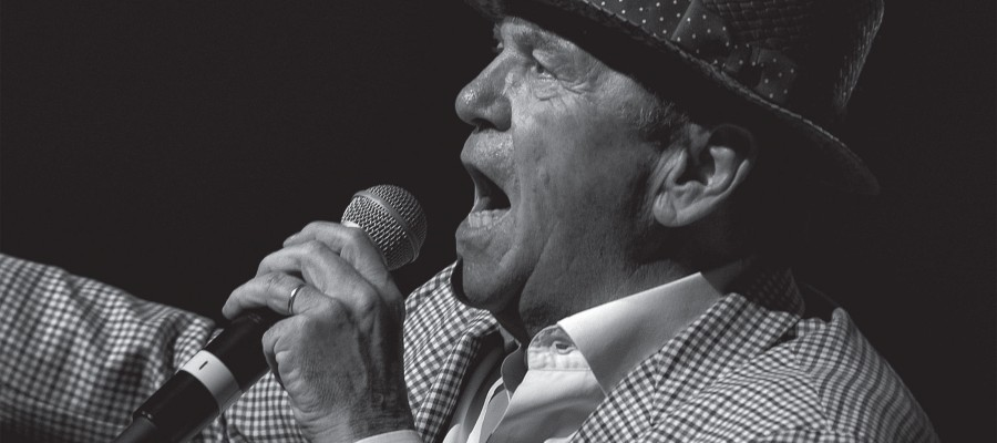Glenn Shorrock: Live in Concert presented by Artist Network at Byron Theatre