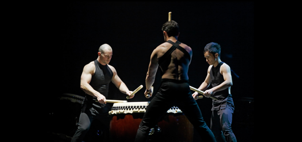 QUARTET presented by TAIKOZ at Byron Theatre