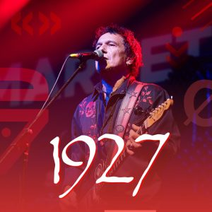 *POSTPONED TO APRIL 2022* 1927 presented by DG Global @ Byron Theatre | Byron Bay | New South Wales | Australia