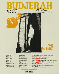 Budjerah presented by Lemon Tree Music & Lonely Lands Agency @ Byron Theatre | Byron Bay | New South Wales | Australia