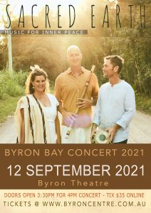 Sacred Earth Live Concert presented by Sacred Earth Music @ Byron Theatre | Byron Bay | New South Wales | Australia
